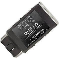➣Диагностический WiFi сканер Konwei OBD2 адаптер ELM327 v2.1 диагностики авто Torque WiFi для apple iphone