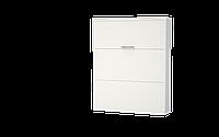 Шкаф кровать HELFER Белая (H-V-160-05-05)