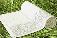 """Махровое лицевое полотенце """"Кружево"""" (50 на 90 см), фото 1"""