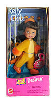 Коллекционная кукла Барби Келли Barbie Kelly Lion Desiree 2000 Mattel