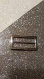 Рамка металлическая литая Цвет Черный никель 38мм, фото 3