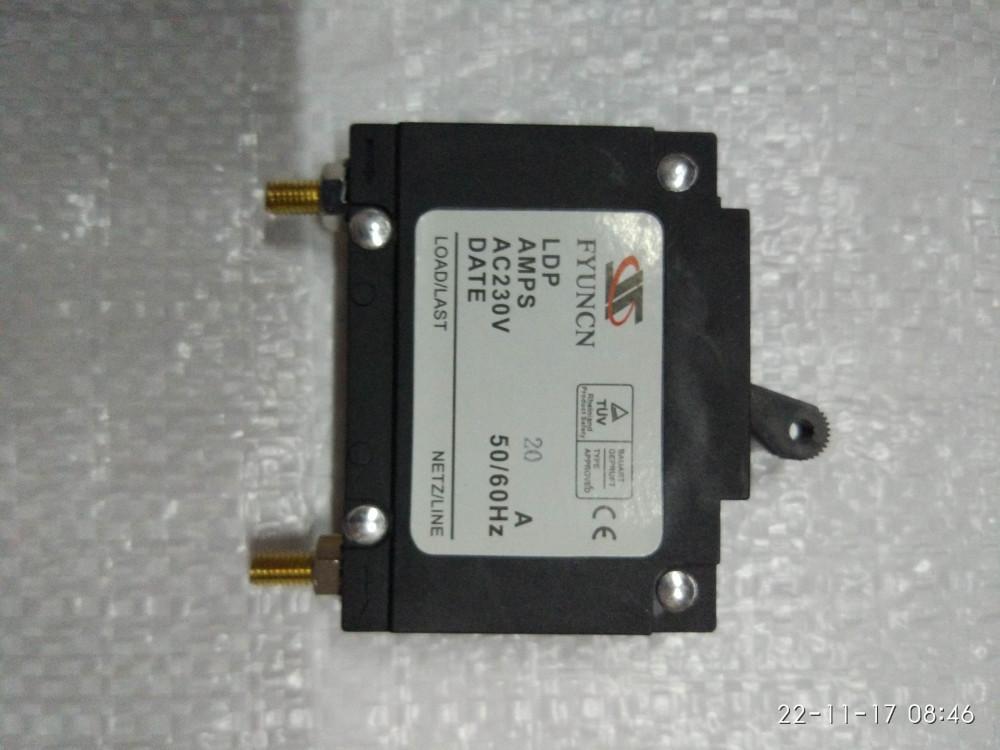 Генератор Включатель генератора 20А 230 вольт