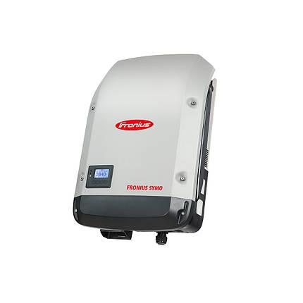 Инвертор сетевой Fronius Symo 15.0-3-M (15 кВт, 3 фазы, 2 трекера), фото 2