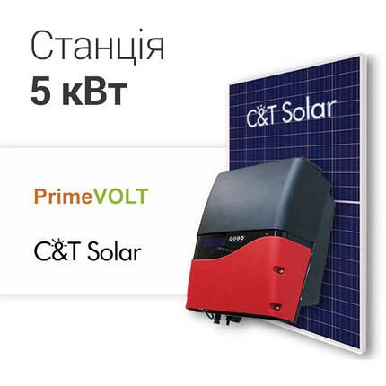 Комплект для солнечной станции, фото 2