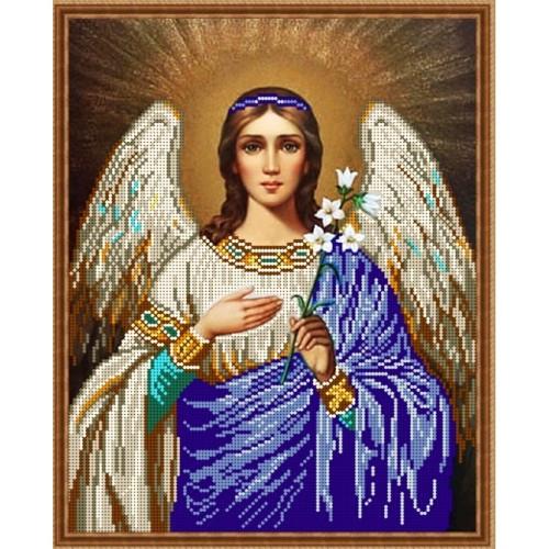 Вышивка бисером, Канва Религия Иконы Ангел