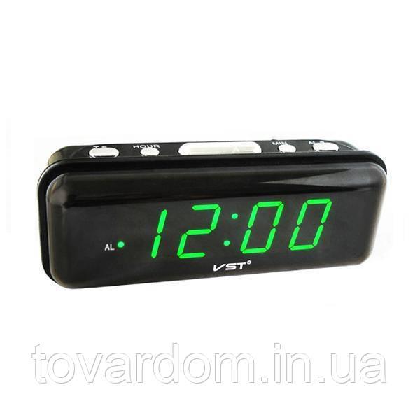 Часы сетевые VST 738