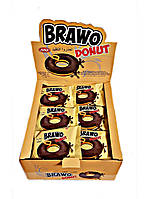 "Донат ""Bravo"" молочный шоколад 50 гр 24 шт"