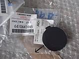 Заглушка бампера заднего MMC - 6410A436HB Lancer X, фото 3