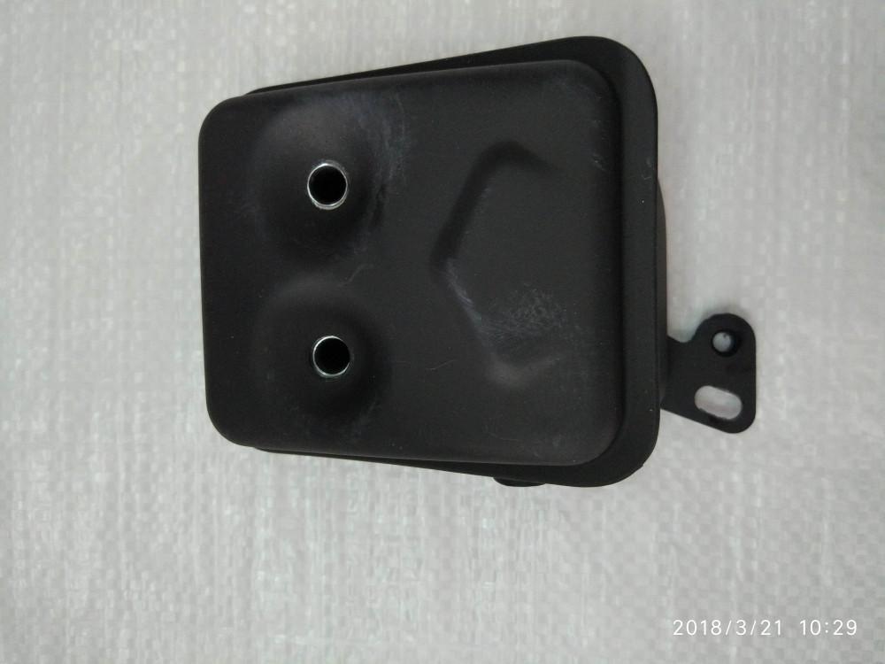 Глушитель для мотокос Китай 36 1,2квт