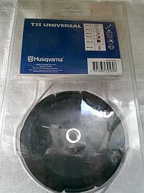 Головка косильная мотокоса HUSQVARNA T35 универсальная резьба 10мм/12мм с набором разных гаек оригинал
