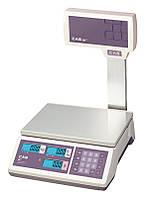 Весы торговые CAS ER Jr-CBU (Junior) до 30 кг