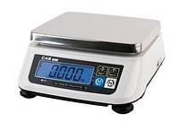 Весы электронные фасовочные CAS SW II-06 до 6 кг