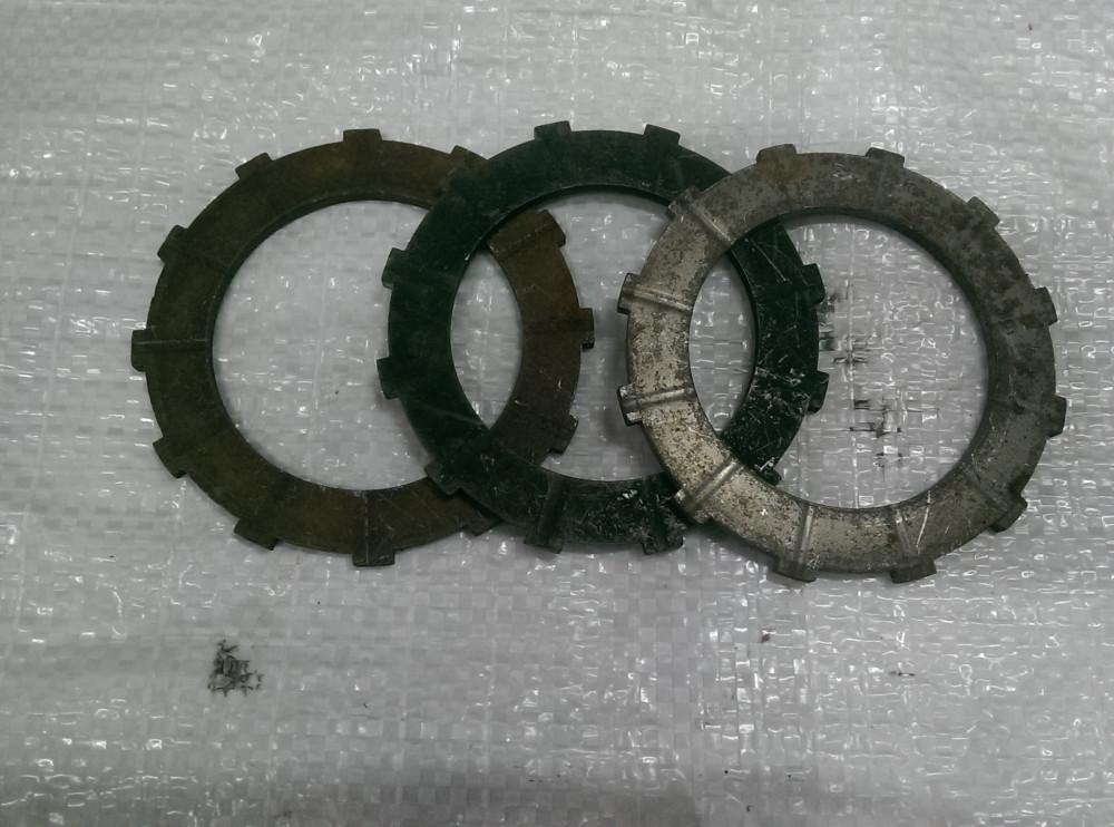Диск прямий металокераміка Карпати