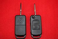 Mercedes ML, W140 ключ выкидной Без стекла и логотипа