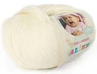 "Alize Baby Wool ""62"" Нитки Для Вязания Оптом"