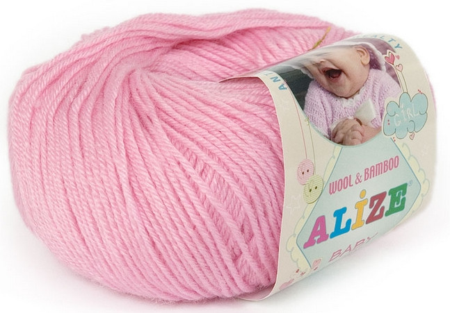 Alize Baby Wool №194