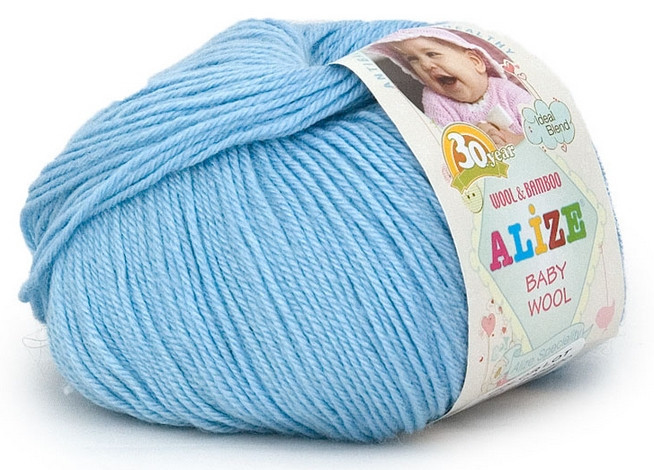 Alize Baby Wool №350