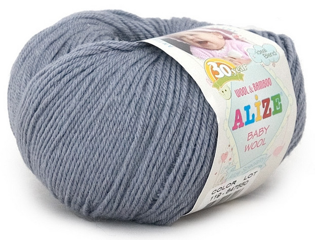 Alize Baby Wool №119