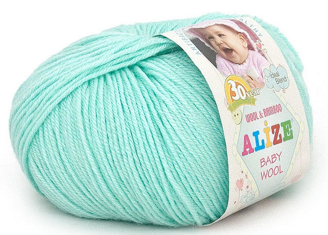 Alize Baby Wool №19