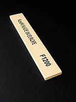 Масляный точильный брусок KosiM F1200 оксида алюминия 25 А 6 мм, фото 1