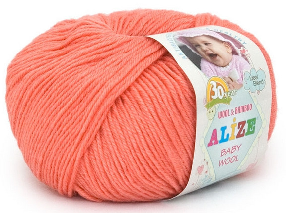 Alize Baby Wool №619