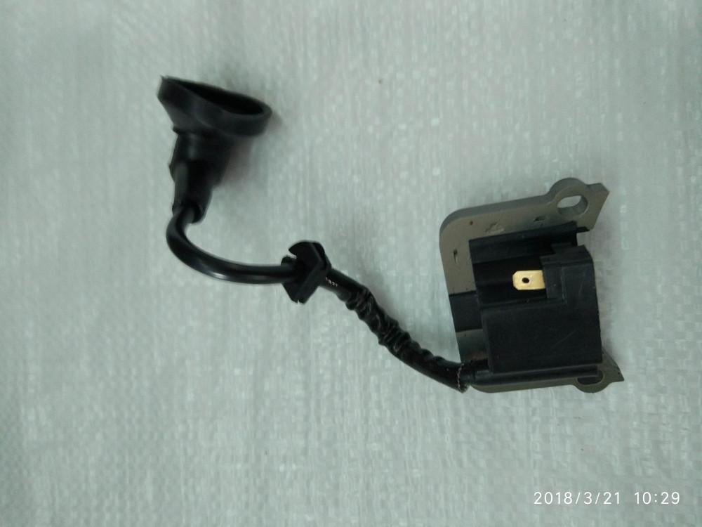 Котушка запалювання мотокоса китай 36, 1 квт підкова два дроти попереду
