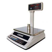 Весы торговые настольные электронные Дозавтоматы ВТНЕ-15Т3-3 до 15 кг