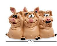 Статуэтка Свинки Трио мудрых RV-618