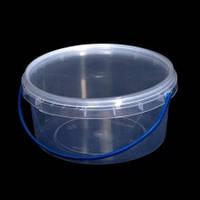 Ведро пластиковое пищевое, для меда 0.5 л.