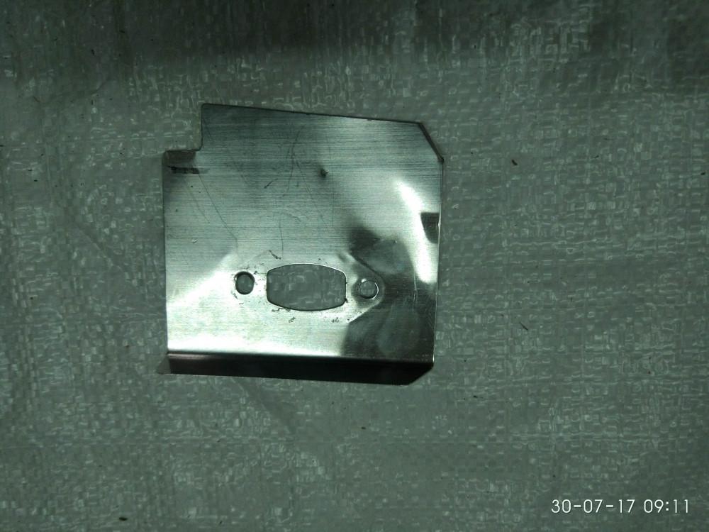 Защита глушителя 4214