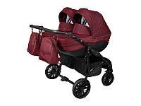 Детская коляска для двойни Amadeo-Duo (color AD-4)