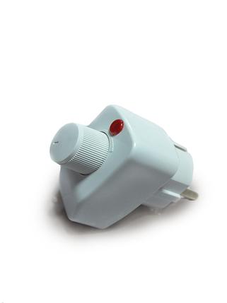 Полотенцесушитель с терморегулятором Трапеция-8 нержавейка, фото 2