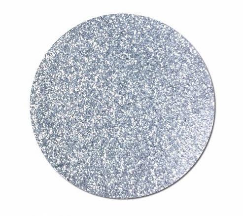 Гліттер сухий Срібло, фото 2