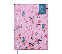 АКЦИЯ !Ежедневник датированный А5, 2020 Buromax PROVENCE,розовый BM.2161-10