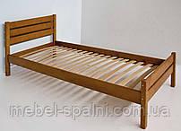 """Кровать в Черкассах деревянная односпальная """"Мария"""" kr.mr1.1"""