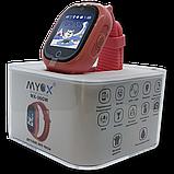 Детские смарт-часы GPS MYOX МХ-06GW Pink, фото 2