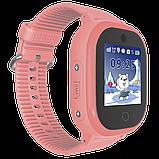Детские смарт-часы GPS MYOX МХ-06GW Pink, фото 3