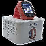 Детские смарт-часы GPS MYOX МХ-06GW Pink, фото 4