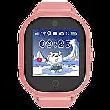 Детские смарт-часы GPS MYOX МХ-06GW Pink, фото 6
