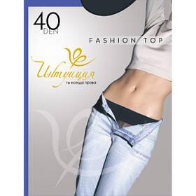 Колготки Інтуїція Fashion top 40 den