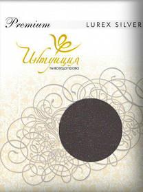 Колготки Інтуїція Lurex Silver 30 den