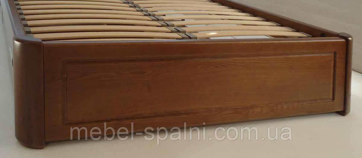 купить кровать в полтаве деревянная двуспальная C ящиками татьяна