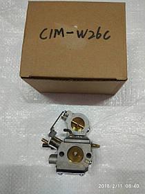 Карбюратор для бензопилы C1M-W26C