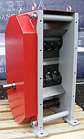 Измельчитель веток ДС-120 (диаметр ветки до 120 мм, подрібнювач гілок, дробилка веток, садовый измельчитель)