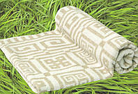 """Махровое полотенце """"Греческое"""" (67 на 140см), фото 1"""