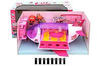 """Лялька """"ЛОЛ"""" з літаком TM854B коробка 39,5*16*21,5 см"""