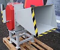 Измельчитель веток ДС-120Т от ВОМ трактора (диаметр ветки до 120 мм подрібнювач гілок, дробилка веток)