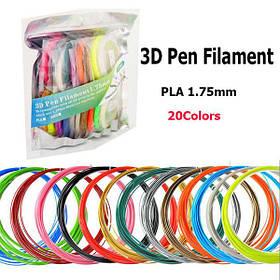 PLA пластик для 3D ручки