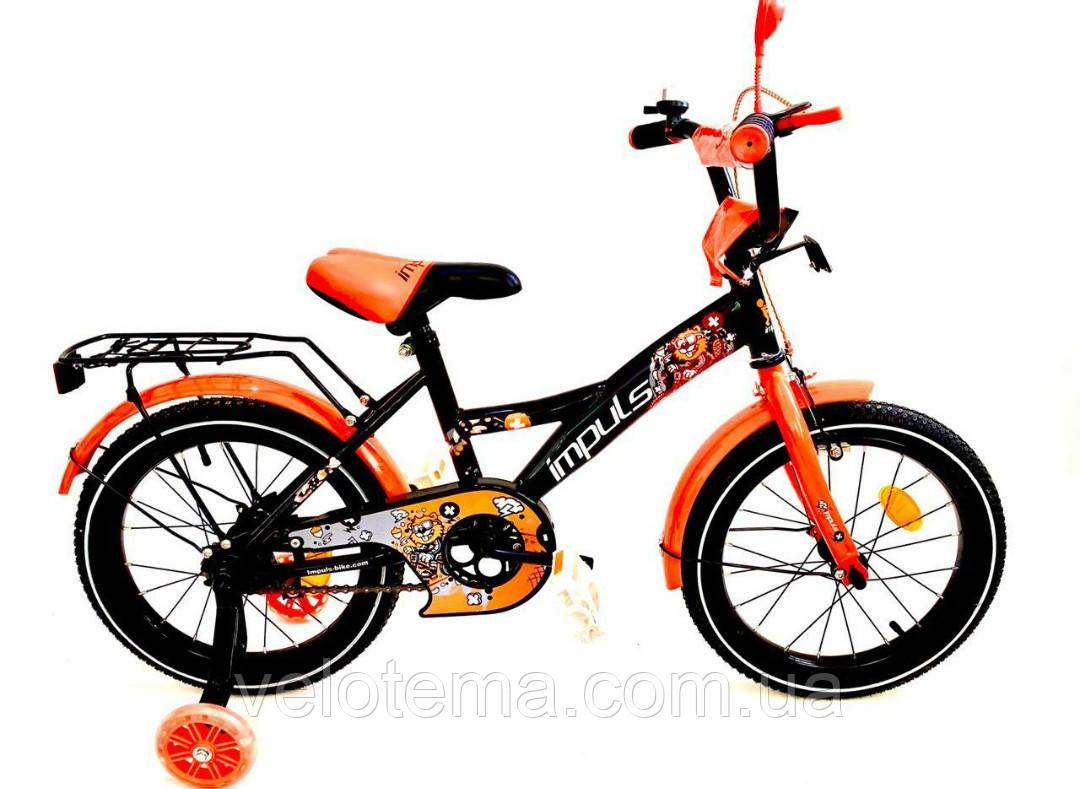 Дитячий велосипед Impuls Beaver 16 дюймів