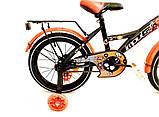 Дитячий велосипед Impuls Beaver 16 дюймів, фото 2